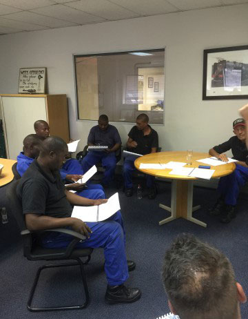 Health & Safety Training By Steam Generation