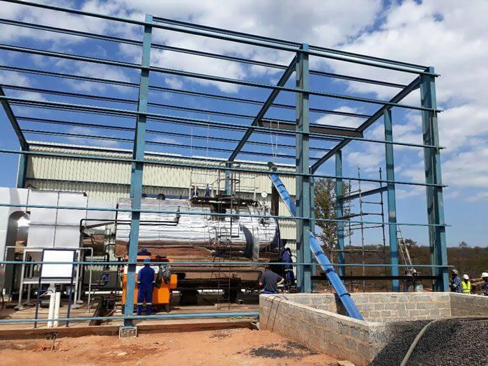 Aller Aqua Coalmaster Installation