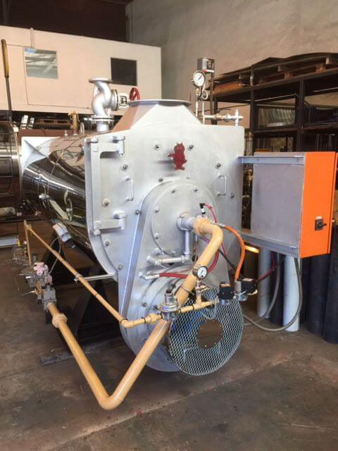 Cyclotherm C4400 Gas Fired Boiler