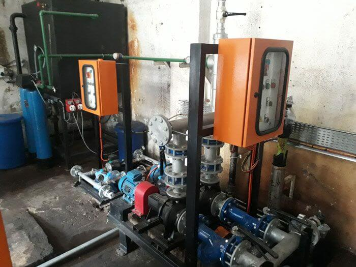 Laico Hotel Gambia Circulating Pump Station